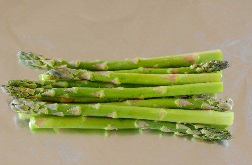 asparagus in foil.   joeshealthymeals.com