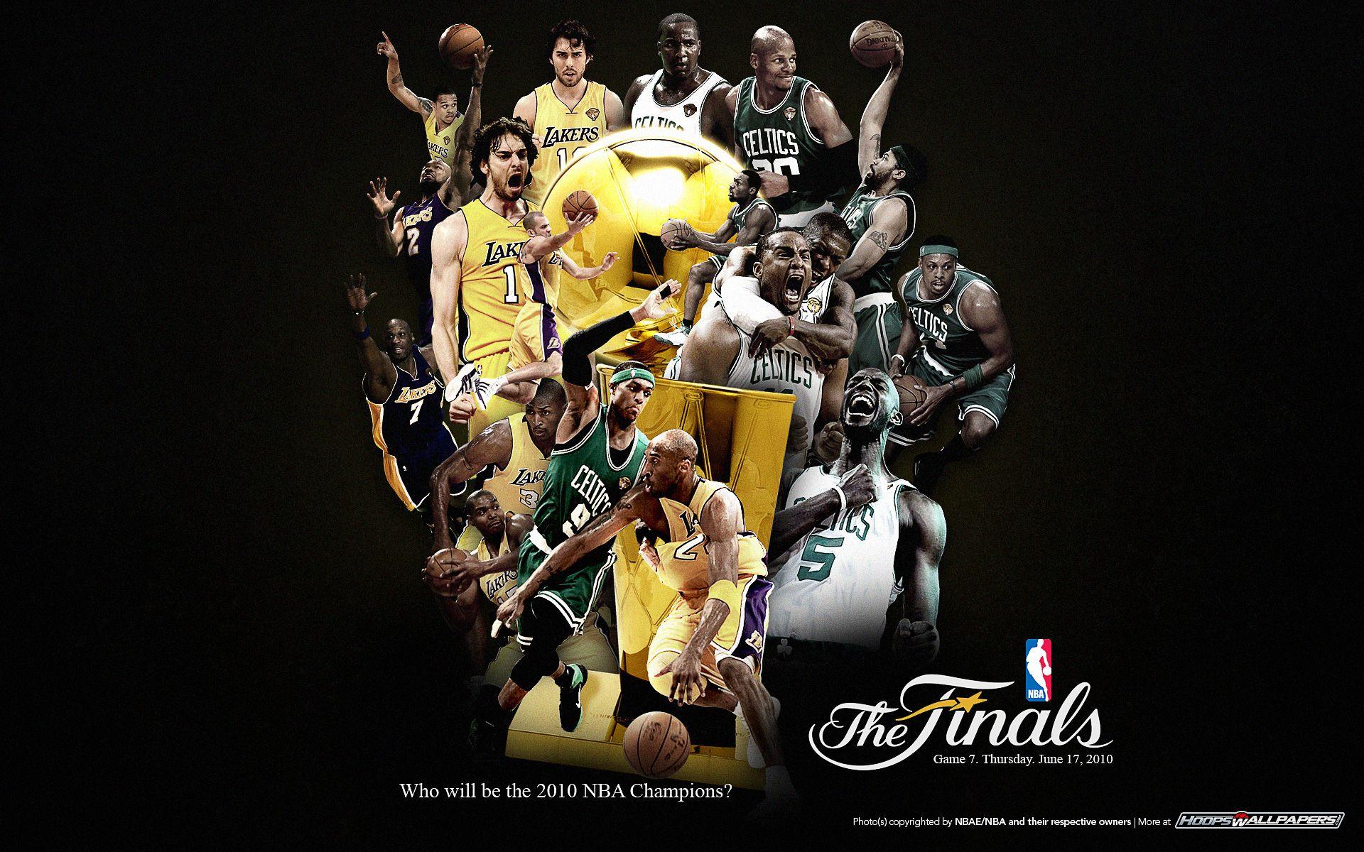 2010 Nba Finals Nba Wallpapers Lakers Wallpaper Kobe Bryant