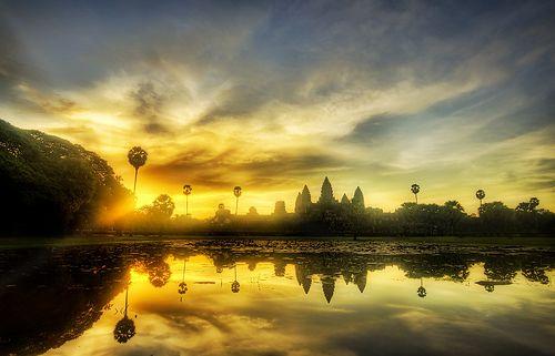 Anghkor What Cambodia