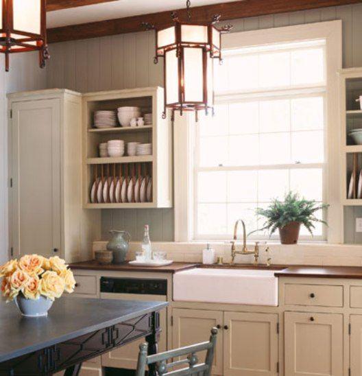 Beach Cottage Interior kitchen Design   ... beach house interior design for kitchen Beach House Interior Design