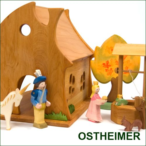 Natural Wooden Toys From Europe German Christmas