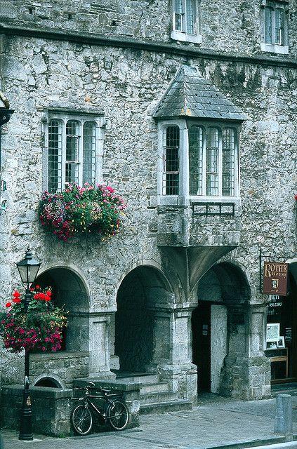 Rothe House, Kilkenny city Ireland, Ireland travel, World