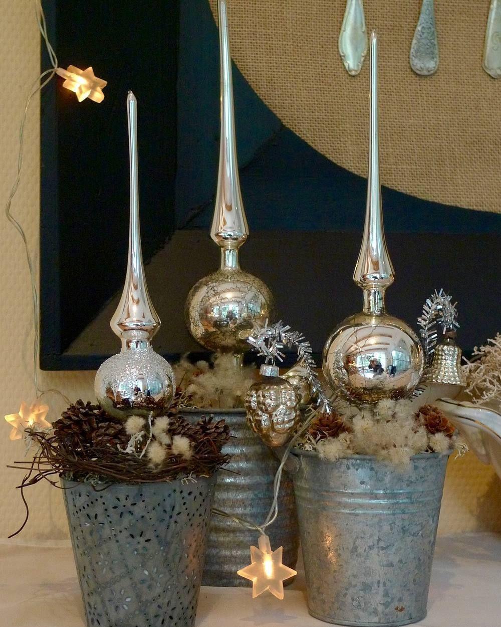 Pin von martina achznigk auf basteln mit christbaumspitzen weihnachten weihnachtsdekoration - Christbaumspitze basteln ...