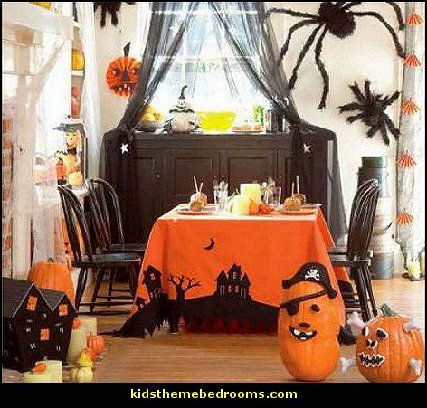Decorating theme bedrooms - Maries Manor Halloween decorations - halloween decoration themes