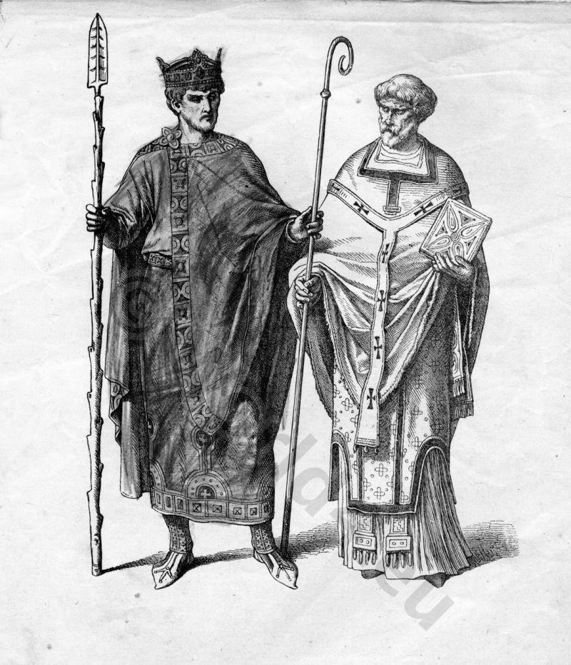 Medieval Bishop