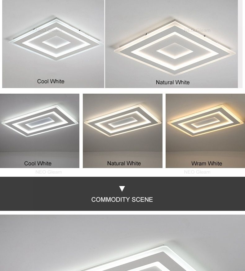 Ultra Thin Surface Mounted Modern Led Ceiling Lights In 2020 Led Ceiling Modern Led Ceiling Lights Led Ceiling Lights
