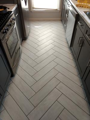 Stainmaster 1 Piece 6 In X 24 In Groutable White Waza Peel And Stick Luxury Vinyl Tile In The Vinyl In 2020 Luxury Vinyl Tile Vinyl Tile Bathroom Peel And Stick Floor