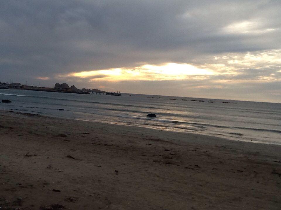 Playa Los  Vilos