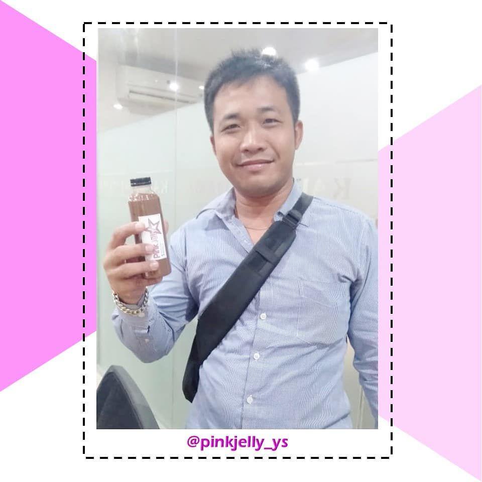 ✔pictame webstagram 🔥🔥🔥 Instagram post by @pinkjelly_ys   Terima kasih kokoh sudah order PINK JELLY Chocolate 💕 . . .   🔥GPLUSE.CLUB