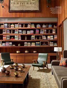 Mid Century Modern Bookcase Google Search