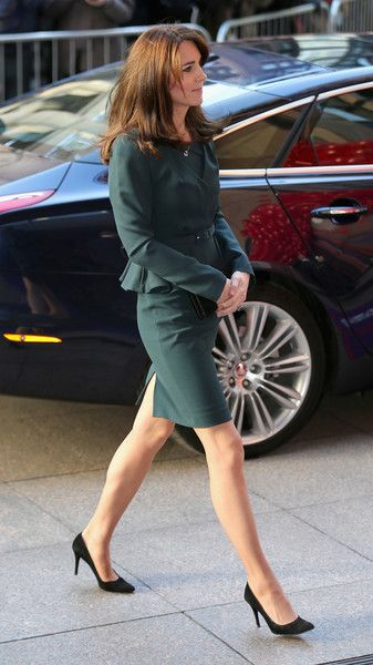 Kate Middleton Photos Photos: The Duke and Duchess of Cambridge Attend The ICAP…