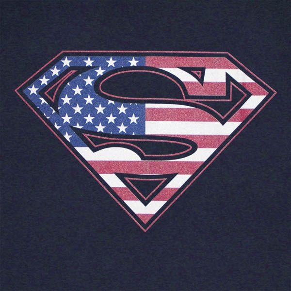 Superman american flag usa logo navy blue graphic superman superman american flag usa logo navy blue graphic voltagebd Gallery