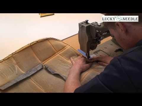 Automotive Seat Repair Part 3 Automotive Upholstery