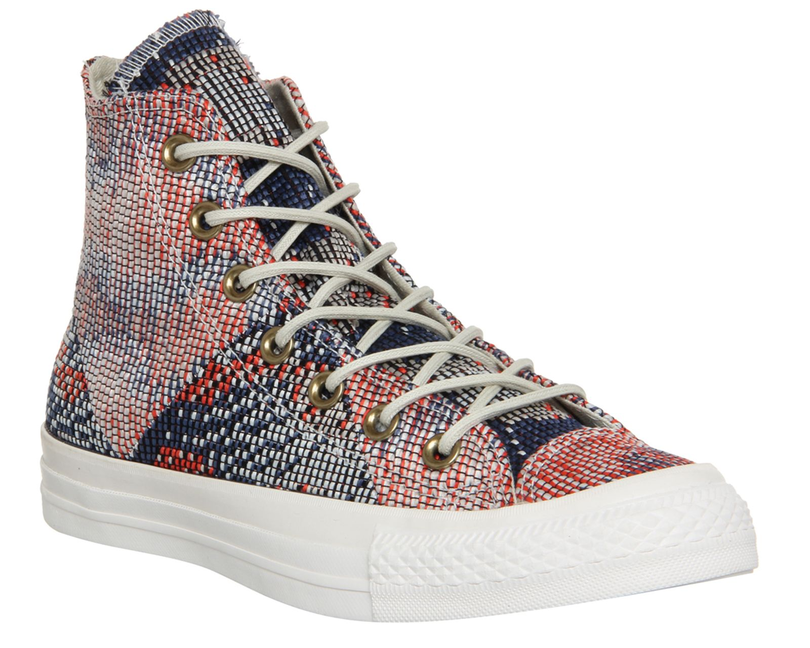 Converse All Star Multi Panel Damen Sneaker Rot (*Partner-Link)