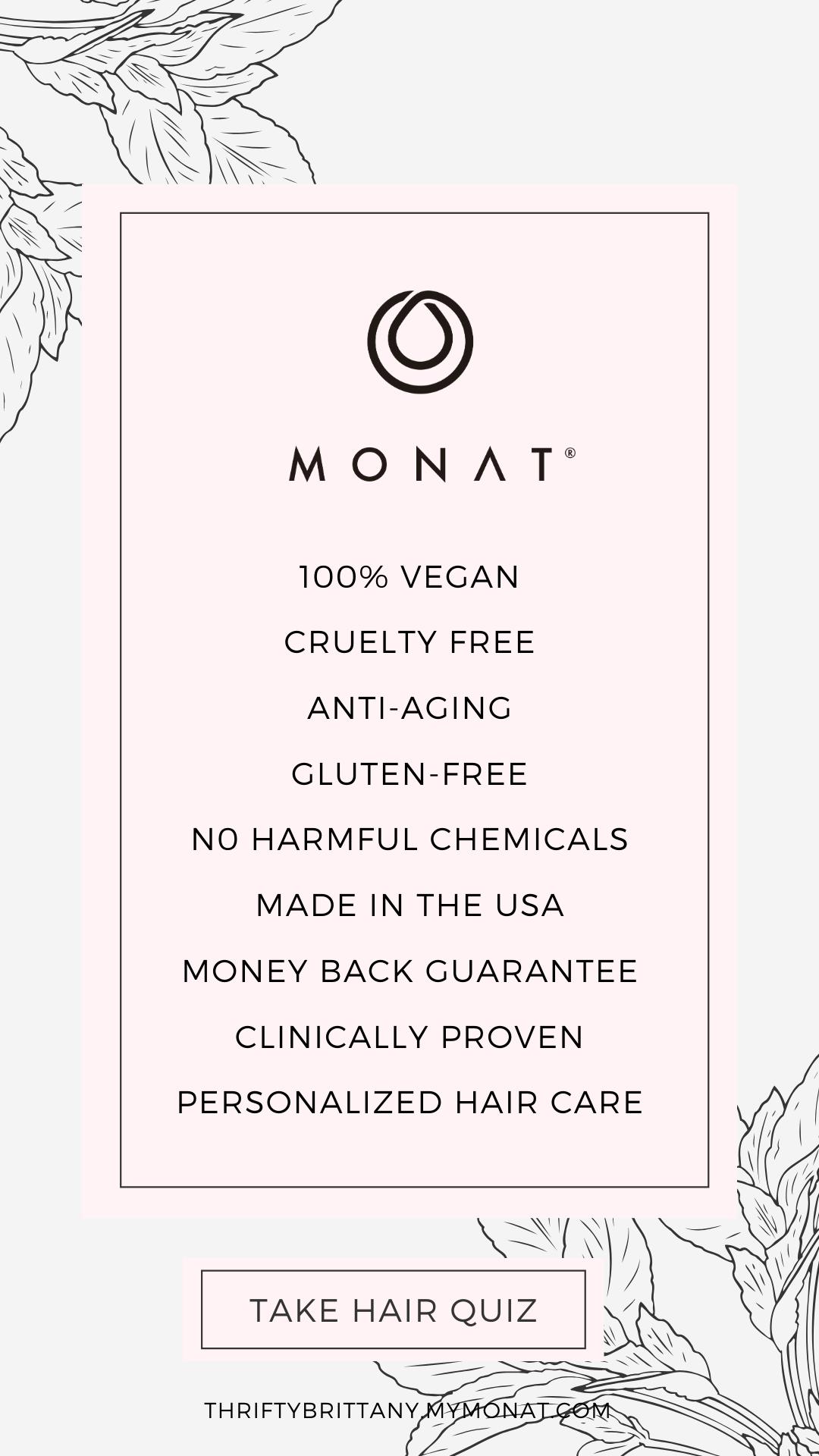 Monat Hair Quiz in 2020 (With images) Hair quiz, Anti