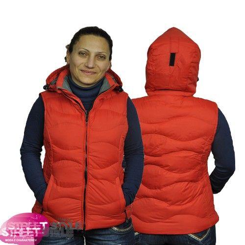 Nowosc Kamizelka Damska Whd Wiosna 2014 Xxl 44 4061280001 Oficjalne Archiwum Allegro Winter Jackets Jackets Fashion