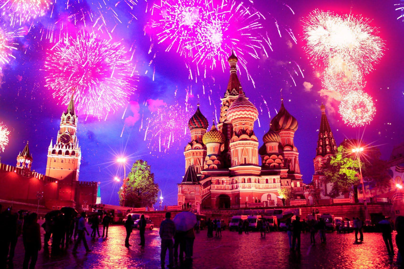 Поздравительные, новый год россия картинки
