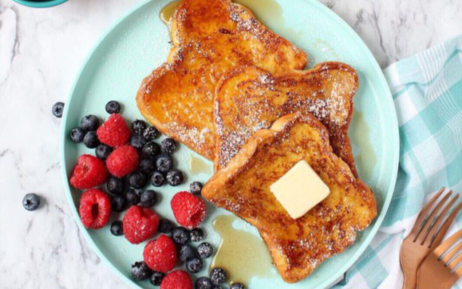 Eggless french toast vegan french toast easy french