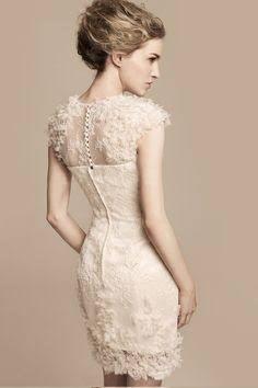 Resultado de imagem para vogueseason wedding dresses