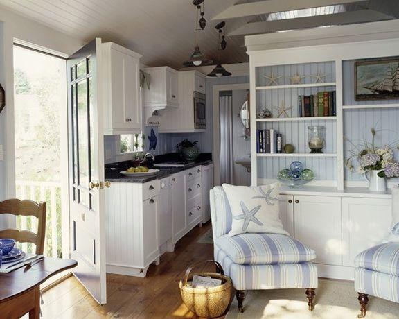 Good The Seashore And Marine Interior Style | Architect Lover