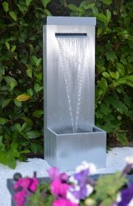 image Fontaine à lame d\'eau, en zinc, modèle VICTORIA | Bricolage et DIY