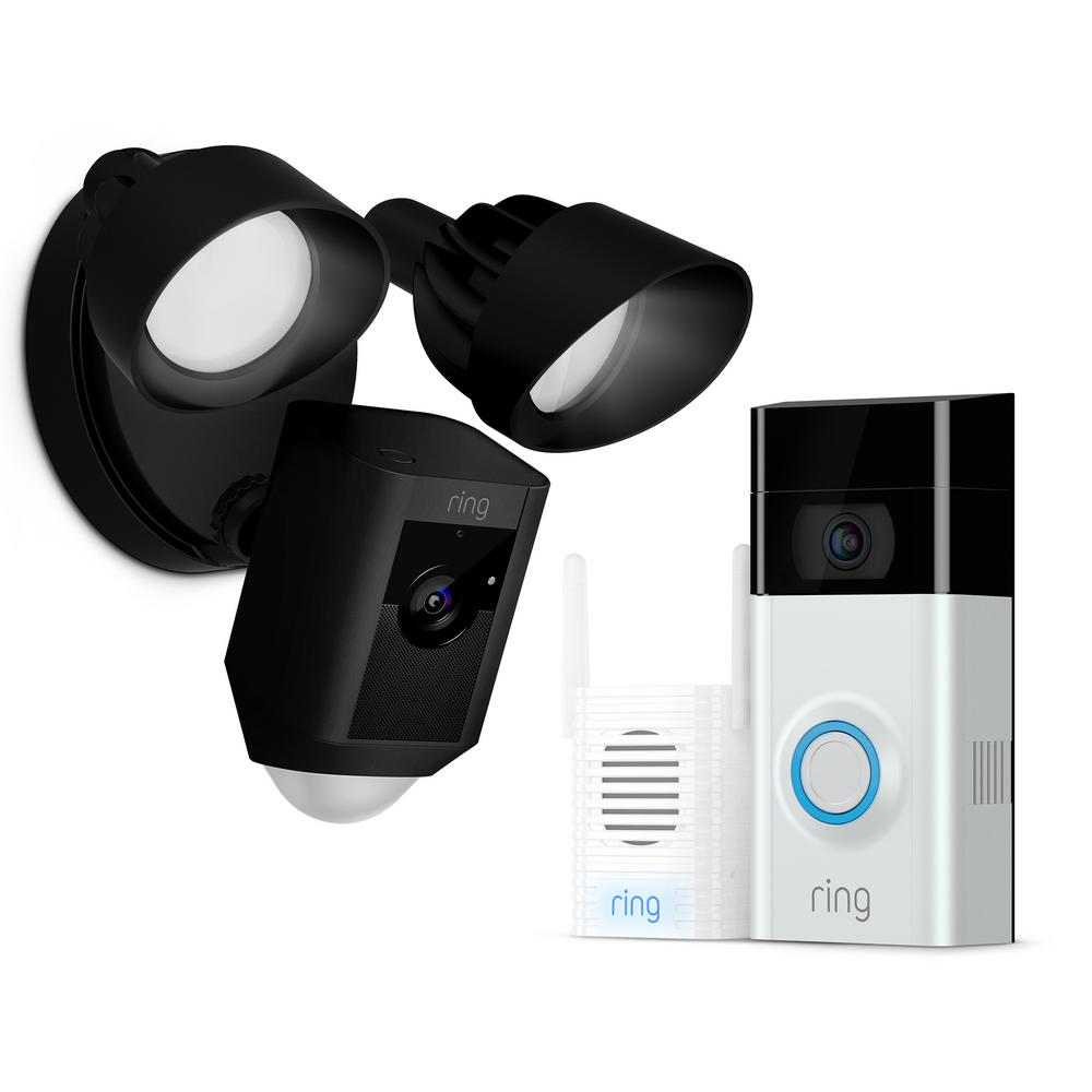 Ring Doorbell 2 Chime Pro Delay Wireless Video Doorbell Video Doorbell Ring Video Doorbell