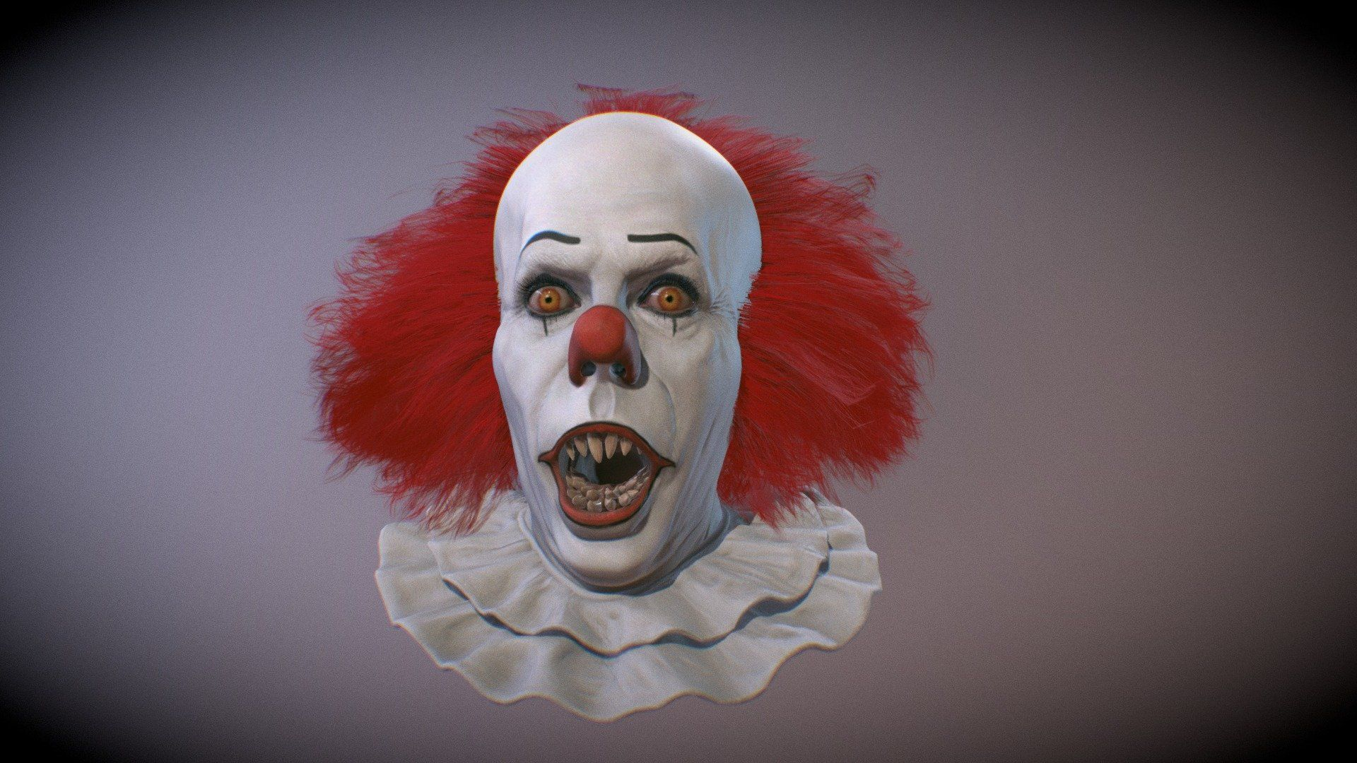 Pennywise the Dancing Clown by ralph_sutter Model, Pennywise