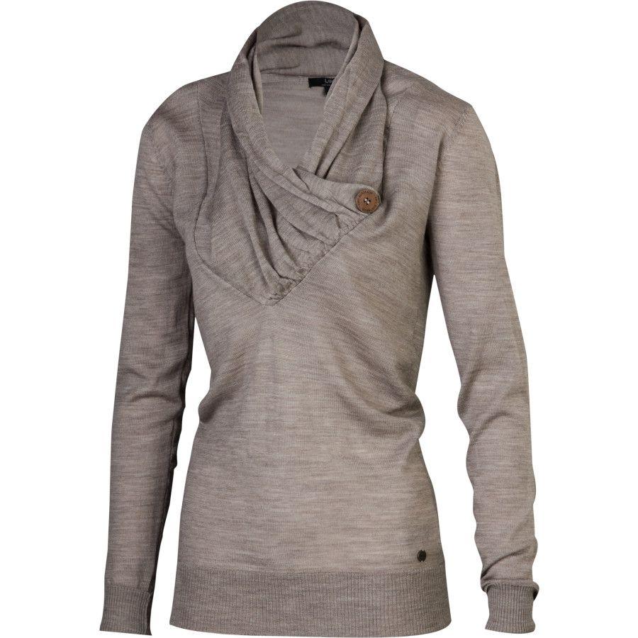 SmartWool Charley Harper Cardinal Intarsia Sweater - Women's | Emu ...