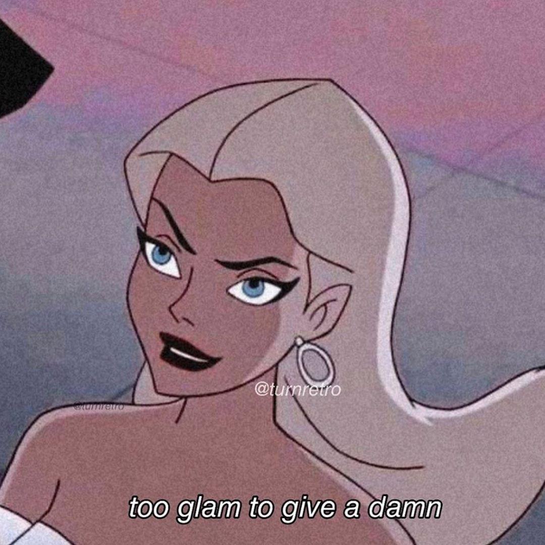 Quotes Cartoons On Instagram Too Glam Follow Turnretro For