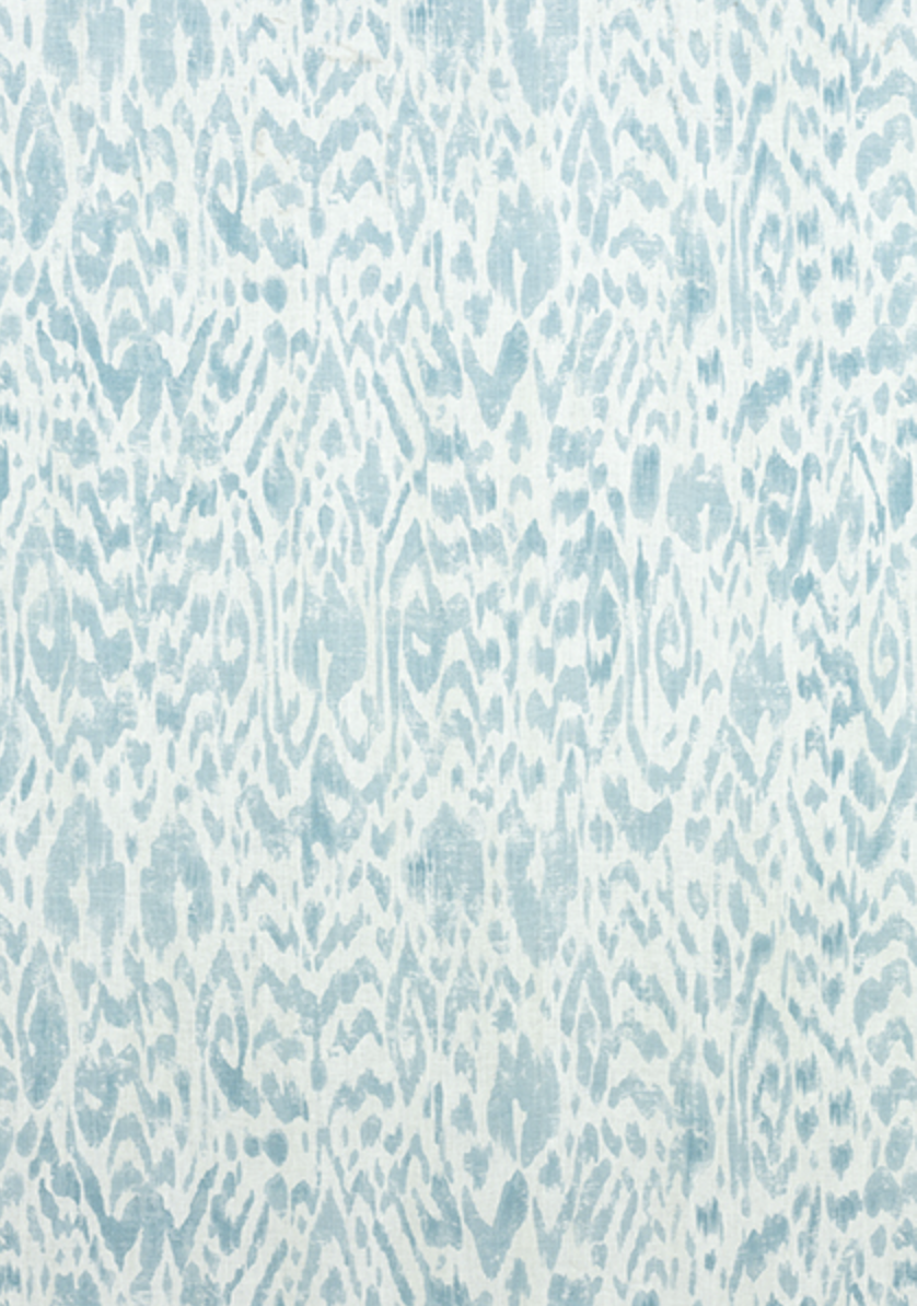 "Two 1.5 width panels 108"" long Pinch pleat Standard Lining Fabric: Thibaut Carlotta in Aqua Shipping cost included $42 Please note all custom orders are ..."