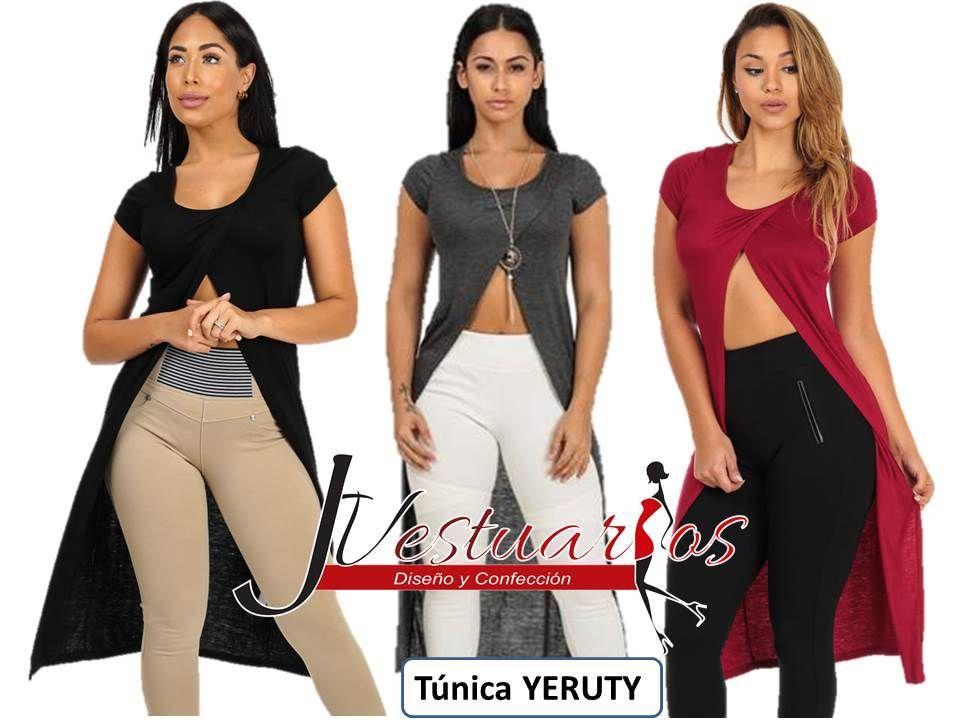 0433248cf9c3 Vestidos Casuales Para Damas - Blusones Largos - Sobretodos - Bs ...