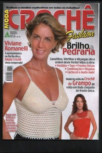 Moda Croche Fashion - Año VII N°53 - nuchita2010 - Picasa Web Albums