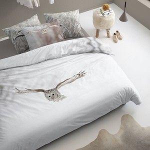 Obliečky Ural White, 140x200 cm