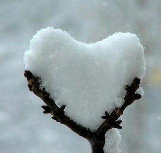 Resultado de imagem para coisas simples da vida gelo coração