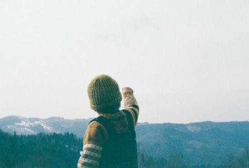take me to the mountains..