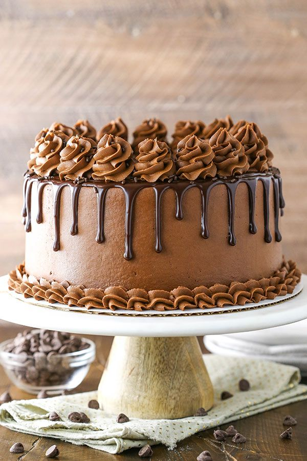 Best Moist Chocolate Cake Recipe Best Moist Chocolate Cake