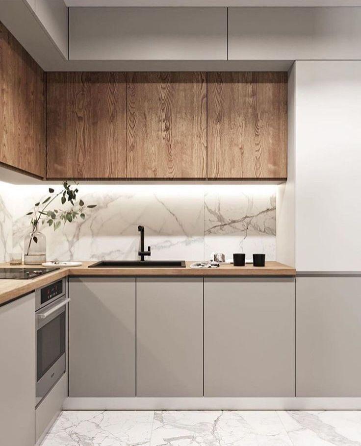 Best Most stunning stylish modern kitchen design a