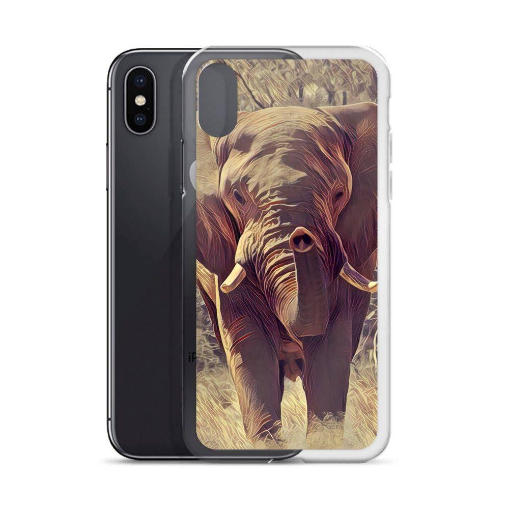 carcasa iphone 8 elefante