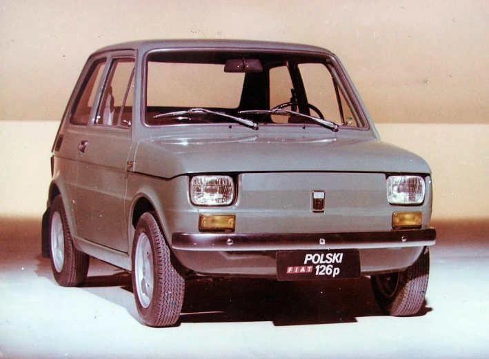 Fiat 126p Fiat Cars Fiat 126 Fiat