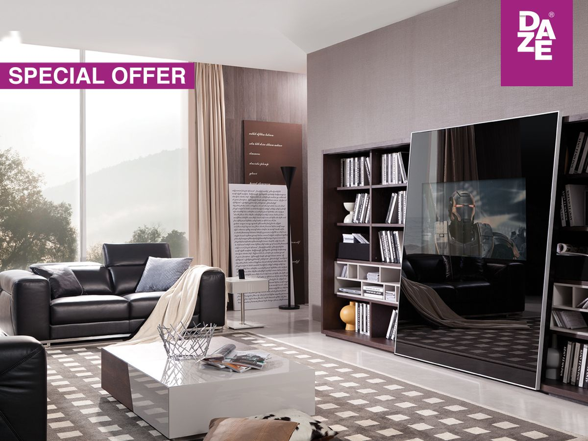 Benefit From Our Special Offer Spend 3000 At Daze Win A 500 Voucher To Get Any Furniture Or Home Accessories You Want Home Furniture Simple Living [ 900 x 1200 Pixel ]