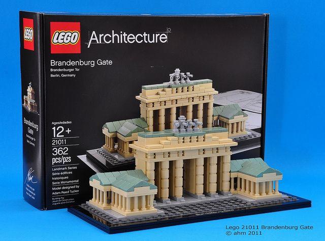 Lego Brandenburg Gate Brandenburg Gate Brandenburg Lego