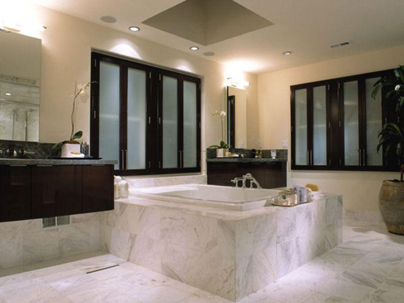 bathroom ideas | Spa Bath Ideas, Ideas For Bathroom Spa | Bathrooms ...
