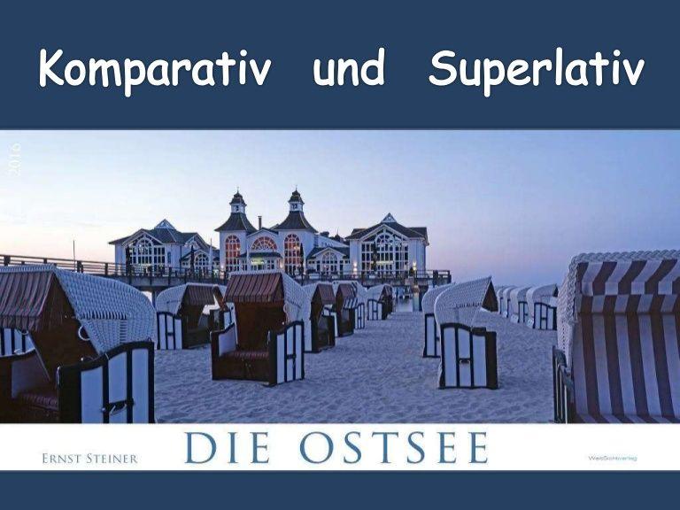 Komparativ-Superlativ : Theorie und Übungen ab Niveau B1 ...