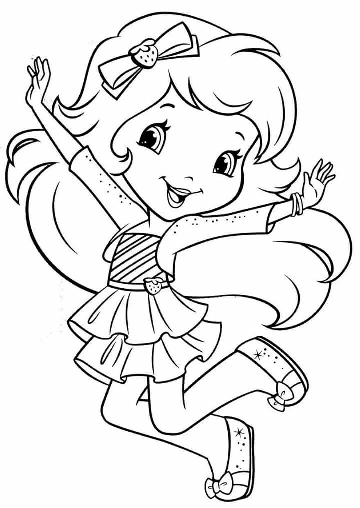 Strawberry Shortcake | Cojín | Pinterest | Colores, Dibujos y Pintar