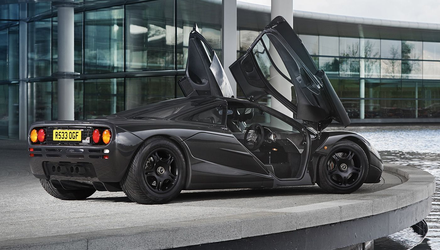 The Last McLaren F1 Ever Built Is For Saleu2014and In Mint Condition [BREAKING