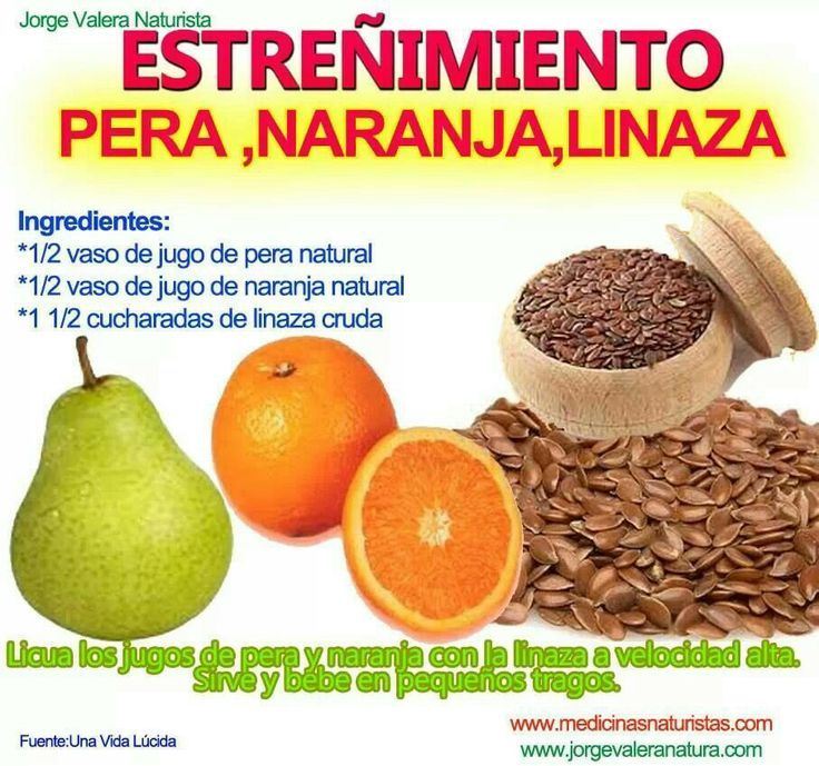 tratamiento natural para la digestion lenta