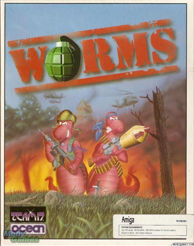 Worms (Amiga)