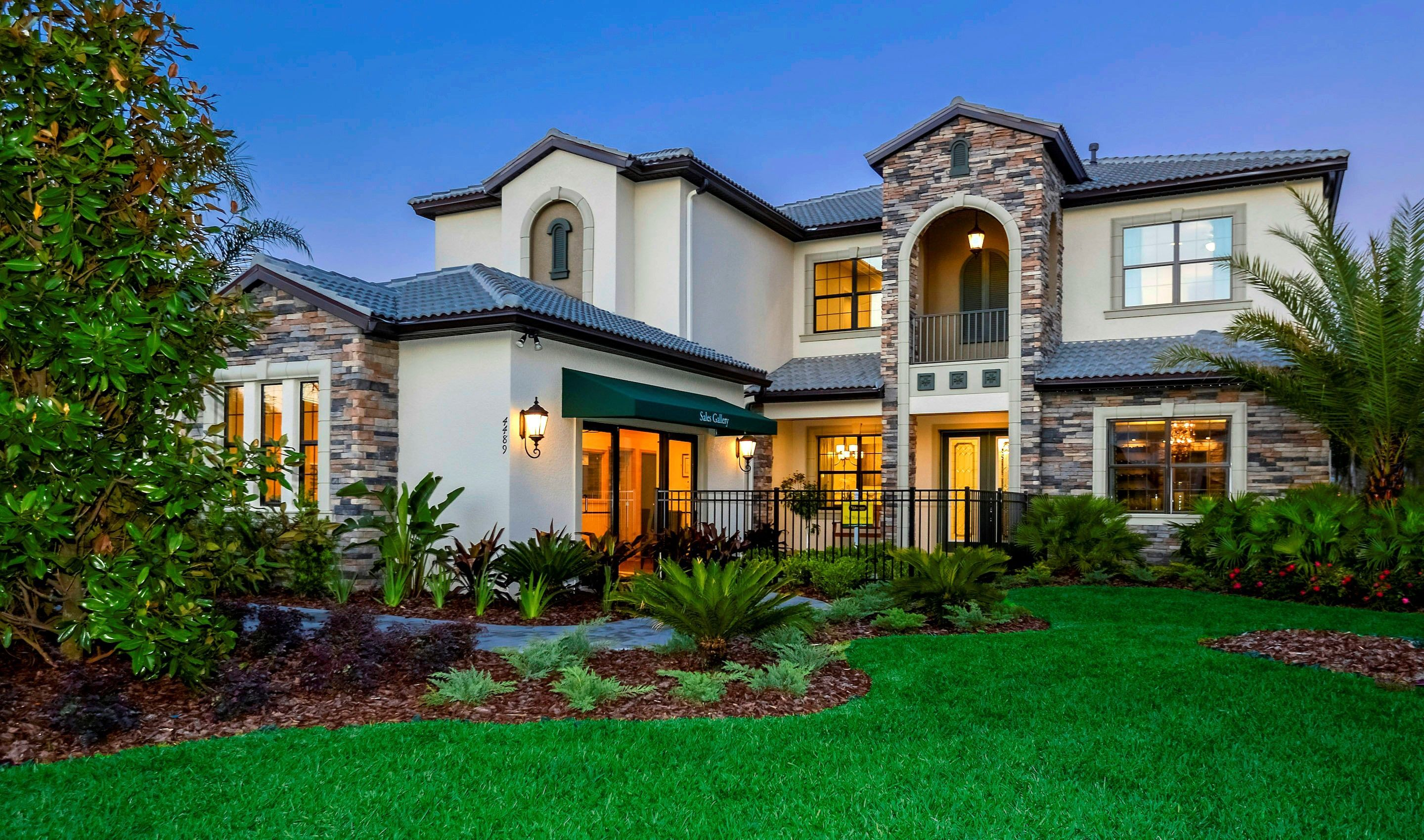 Grand Cypress on Lake Tarpon in Palm Harbor FL is a gated