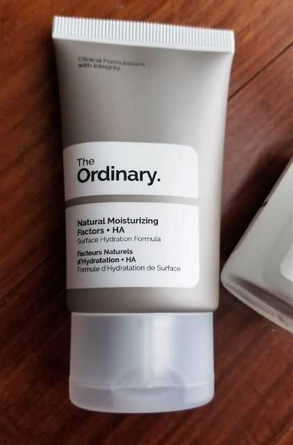 Product Review The Ordinary Hydrating Factors and