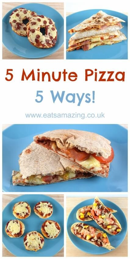 5 easy pizza recipes you can prepare in just 5 minutes great 5 easy pizza recipes you can prepare in just 5 minutes great kids food idea forumfinder Gallery